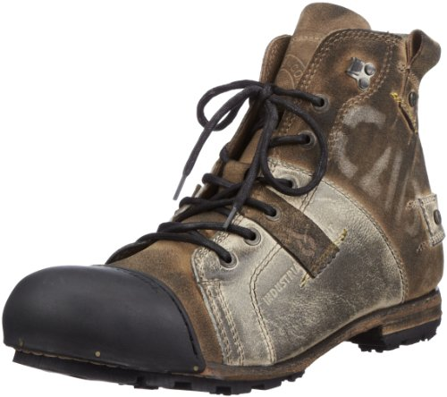 Yellow Cab Industrial Industrial 15012, Bottes homme Beige-TR-CA