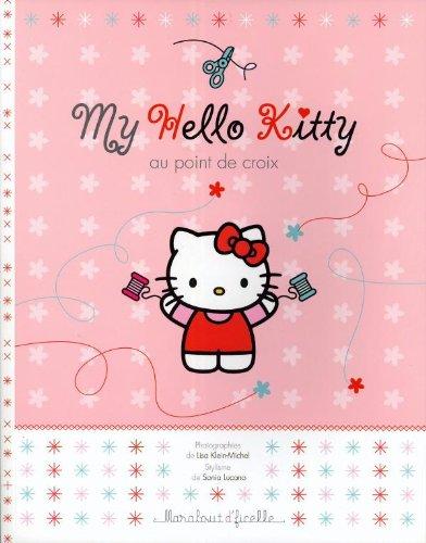 My Hello Kitty au point de croix