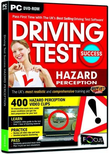 Driving Test Success Hazard Perception (PC/DVD ROM) Test