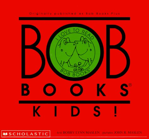 Set 1 Scholastic Level (Bob Books Kids!: Set 1, Level B [With Cut-Out Puppets & StageWith Teacher/Parent Guide])
