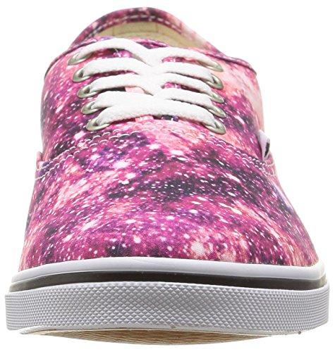 Vans U Authentic Lo Pro Cosmic, Baskets Basses Mixte Adulte Multicolore (Cosmic Cloud/Black/Coral)