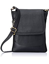 Alessia Women's Sling Bag (Black,13064)