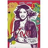 AGENDA SCOLAIRE VIVA VIOLETTA 2015-2016