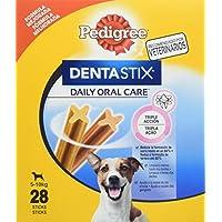 Dentastix Premios para Perros Pequeños de Higiene Oral Uso Diario - [Pack de 4]