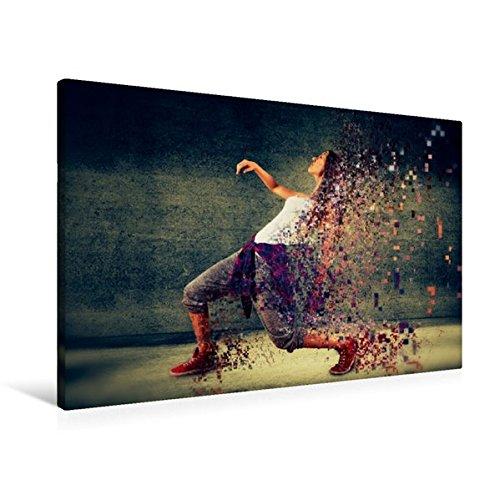 Wandbild Ballett Mädchen