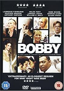 Bobby 2006 Dvd Amazon Co Uk Laurence Fishburne