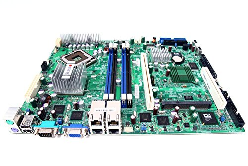 Super Micro Computer X7SBi-LN4 Enterprise Mainboard Server-Board ATX Socket 775 (Generalüberholt) -