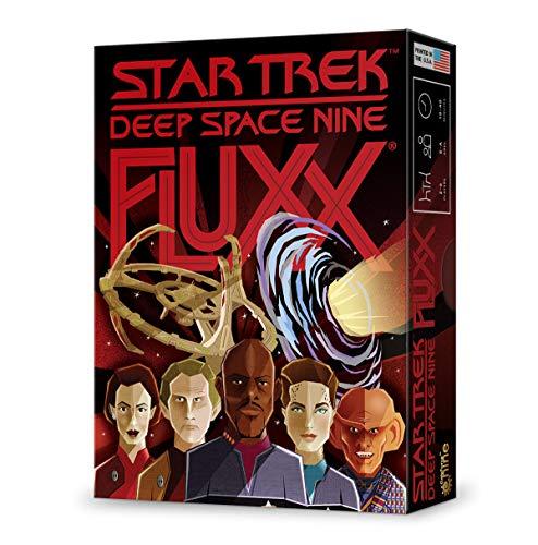 Looney Labs LOO098 Fluxx: Star Trek-Deep Space Nine (9 Star Trek Space Deep)