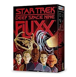 Looney Labs LOO098 Fluxx: Star Trek-Deep Space Nine, Colores Variados