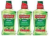 #6: Colgate Plax Mouthwash - 250 ml (Fresh Tea, Buy 2 Get 1 Free)