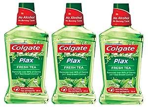 Colgate Plax Mouthwash - 250 ml (Fresh Tea, Buy 2 Get 1 Free)