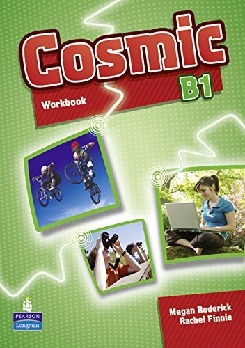 Cosmic B1 Workbook & Audio CD Pack by Ms Megan Roderick (2011-01-20)