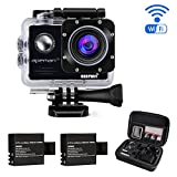 APEMAN Action Kamera WIFI Sports camera 14MP Full HD wasserdichte Action...