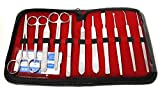 German Medical Basic Dissecting Kit :: Prof. Quality Surgical Instruments . Students Kit . Anatomy Set by BDS-2015