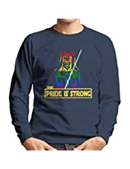 Star Wars Jedi Knight Cat The Pride Is Strong Men's Sweatshirt