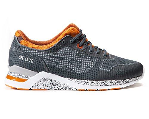 Asics - Sneakers da Uomo modello H5L0N 1101 , Grigio Grigio/Bianco