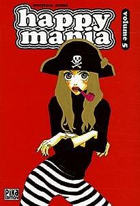 Happy Mania Edition simple Tome 5