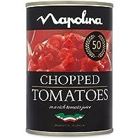 Napolina tomates picados 400 g