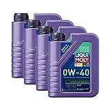 Liqui Moly 4X 1360 Synthoil Energy 0W-40 Motoröl Vollsynthetisch 1L