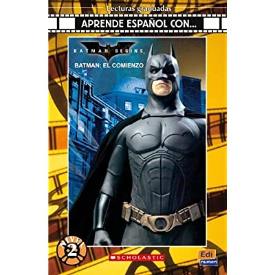 Batman: el comienzo (1CD audio)