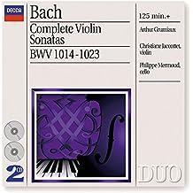 Bach, J.S.: Complete Violin Sonatas