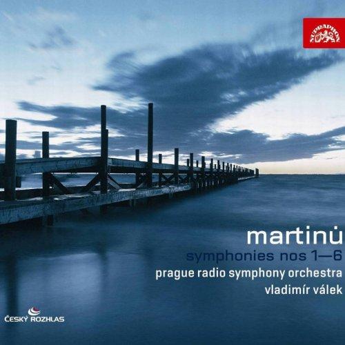 Martinu : Symfonies Nos 1-6