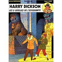 Harry Dickson, tome 3 : Les 3 cercles de l'épouvante