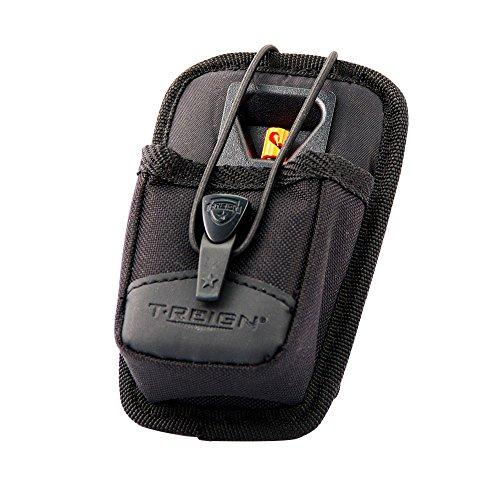 T-Reign Schlüsselrolle Schutztasche hardcase Zuggewicht 160 gr länge 90 cm schwarz, TR - RHSMBLK (Angeln Pool Bag)