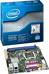 Boxed Intel Intel H61 Mini ITX DDR3 1333 Motherboards BOXDH61DLB3