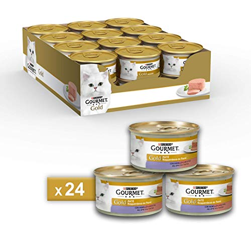 Gourmet Gold Pâté pour Le Chat, avec Agneau et...