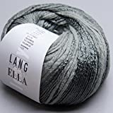 Lang Yarns Ella 0024 grau