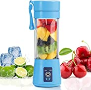 Mini Portable Blender,Personal Blender Small Fruit Mixer Electric USB Rechargeable Juicer Cup Fruit Mixing Mac