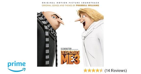 Despicable Me 3 Soundtrack)