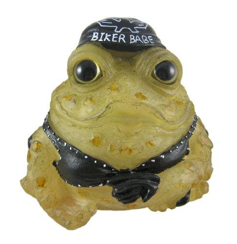 Luce verde Toad Hollow Biker Babe Frog