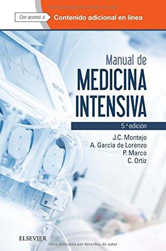 Manual de medicina intensiva + acceso web (5ª ed.)