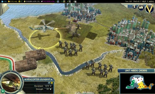 Sid Meier's Civilization V - Game of the Year Edition - Bild 3