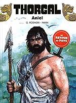 Thorgal - Tome 36 - Aniel de Yann