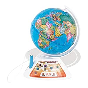 Oregon Scientific - 505682 - Smart Globe Discovery