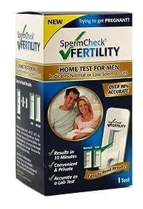 SpermCheck® Fertility Home Sperm Test
