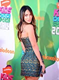 Megan Fox (Wearing A Dolce & Gabbana Dress) At Arrivals For Kids' Choice Sports 2014, Ucla Pauley Pavilion, Los Angeles, Ca July 17, 2014. Photo By: Dee Cercone/Everett Collection Photo Print (20,32 x 25,40 cm)