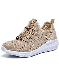 newest 0bc38 f3ef8 Garçon Fille Chaussure de Course Chaussures de Outdoor Sneakers Mode Basket  Chaussure de Course Sport Walking