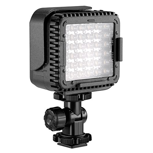 Neewer® CN-LUX360 LED Video Light Lamp for Canon Nikon Camera DV Camcorder