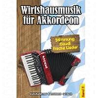 Taverne, Musique pour accordéon 11–arrangés pour accordéon [Notes/sheetm usic]