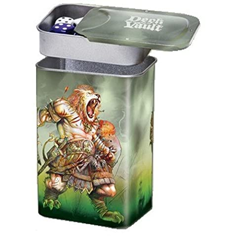 Ultra Pro Nesting Deck Vault Box Darkside Of Oz -