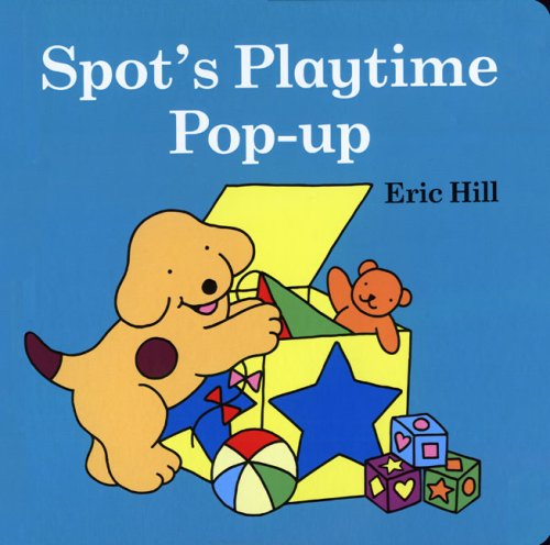 Spot's Playtime Pop-Up