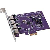 SONNET TECHNOLOGIES USB3-4PM-E Allegro PCI-e Card (4-Port, USB 3.0)