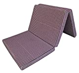 #9: IRA Country Home Three Fold Single Bed Size 3 Inches Epe Foam Foldable Mattresses 72