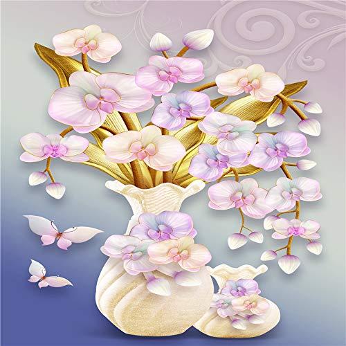 zlhcich Il Nucleo Minimalista Moderno della Pittura Decorativa del Magnolia del Pavone Minimalista 1-187-3 60 * 80 Frameless