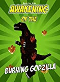 Book for kids: Awakening Of The Burning Godzilla (Minecraft Awakening 5)