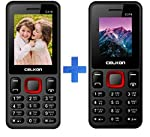 FIRST AND BEST ECONOMICAL MOBILE COMBO PHONES WITH UNBEATABLE PRICE. EACH INDIVIDUAL COST WAS 1400/- AND 1200 BUT WITH THIS OFFER, ANY BUYER WILL GET BOTH THE DEVICES ONLY FOR Rs 1666/- ONLY. THIS ONLY LIMITED PERIOD OFFER. QUICKLY GET YOUR ORDER FRO...